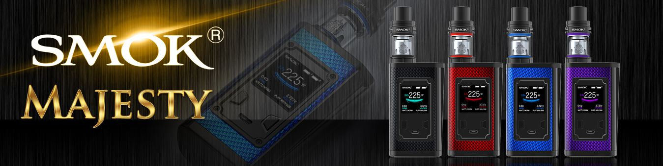 Smok Majesty Carbon Fiber